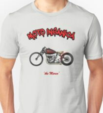 BSA MARCO RACER MOTORCYCLE V3.0 Unisex T-Shirt