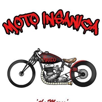 BSA MARCO RACER MOTORCYCLE V3.0 by squigglemonkey