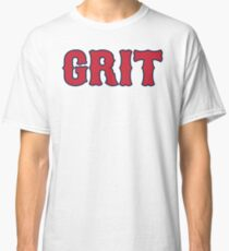 GRIT - Red Sox Classic T-Shirt