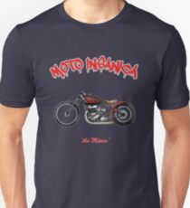 BSA MARCO RACER MOTORCYCLE V 2.0 Unisex T-Shirt