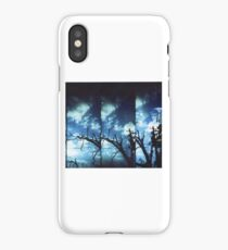 Holga Winter Sky iPhone Case/Skin