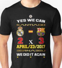 Real Madrid x Barcelona Unisex T-Shirt