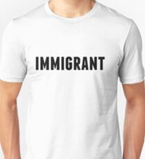 Native Invader (Immigrant) T-Shirt