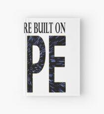Rebellions are built on hope Hardcover Journal