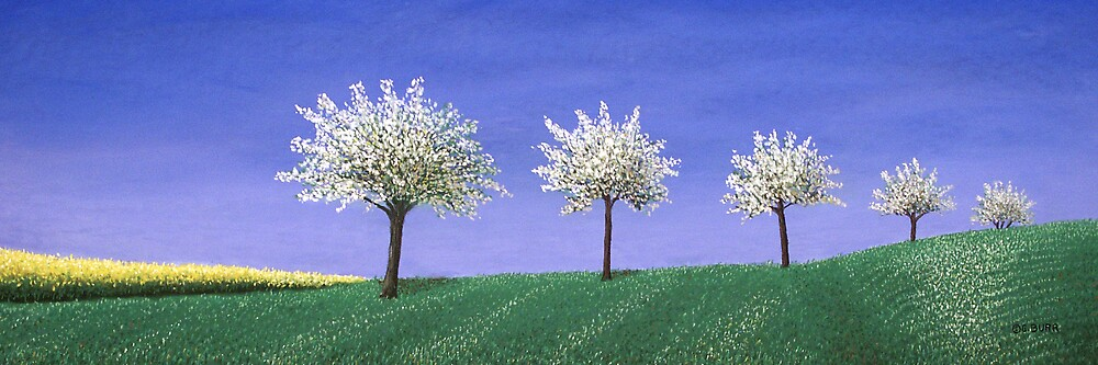 Blossom Time by GeorgeBurr