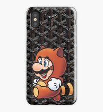 Goyard Racconta Power Up iPhone Case/Skin