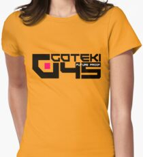 Goteki 45 HD Variant 2 Womens Fitted T-Shirt