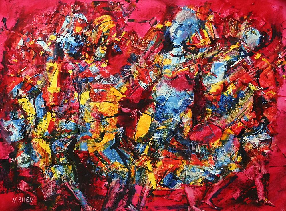 Mosaic by Valeriu Buev