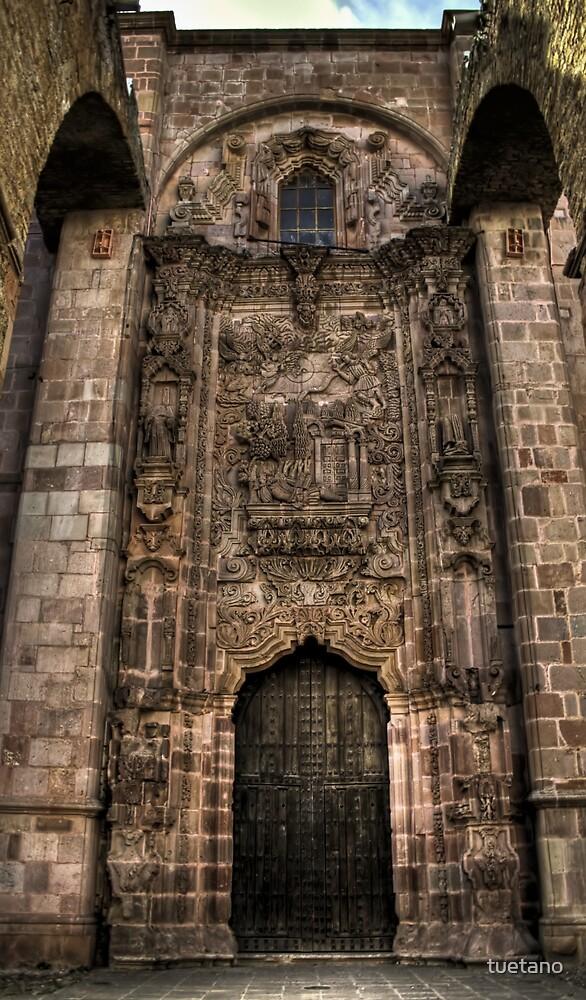 puerta 1 by tuetano