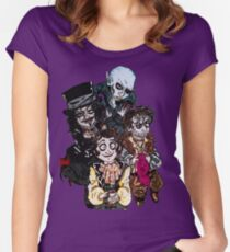 What We Do In The Shdows Women's Fitted Scoop T-Shirt