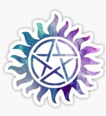 Supernatural Anti-Possession Symbol Sticker