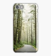 Oregon Forest iPhone Case/Skin