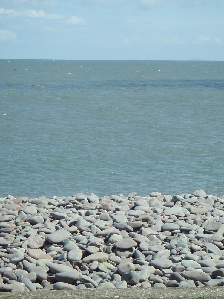 sea of pebbles by cadburylove