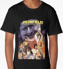 Newman Strikes Back Fan Art Long T-Shirt