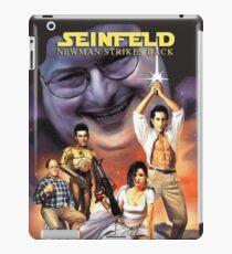 Newman Strikes Back Fan Art iPad Case/Skin