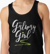 I'm a Galway Girl, white and green T-Shirt