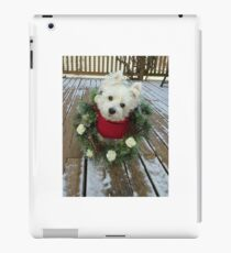 Christmas Winnie iPad Case/Skin
