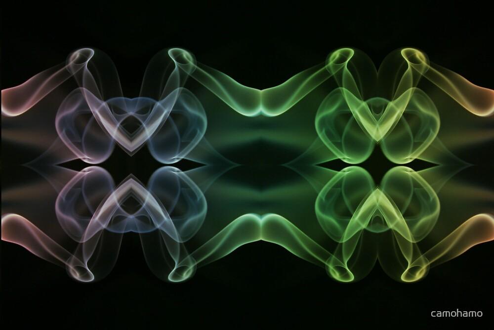 Smoke Totem by camohamo