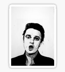 Pete Doherty Sticker