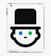 TopHat Syndicate 1 iPad Case/Skin