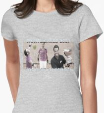 ¡Sobresaliente, Rafa! Womens Fitted T-Shirt