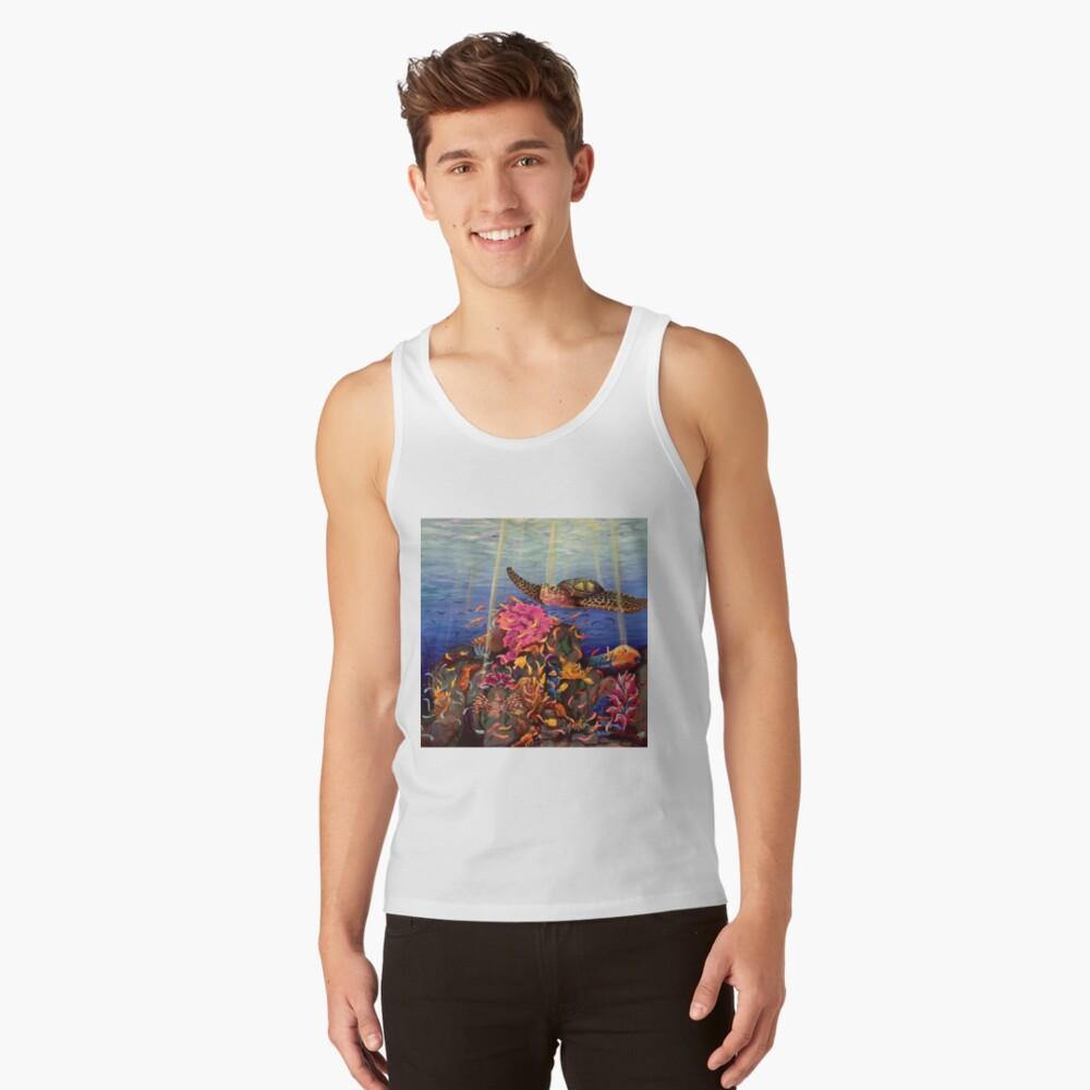 Glückliches Honigloch Tank Top
