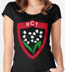 RCT Rugby Women's Fitted Scoop T-Shirt