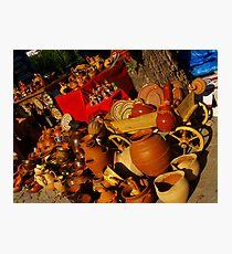 Ceramics Photographic Print