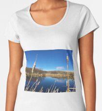 Alberta Pond Women's Premium T-Shirt