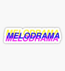 Lorde Melodrama Sticker