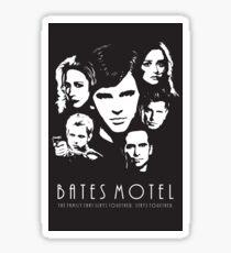 Bates Motel - Cast Sticker