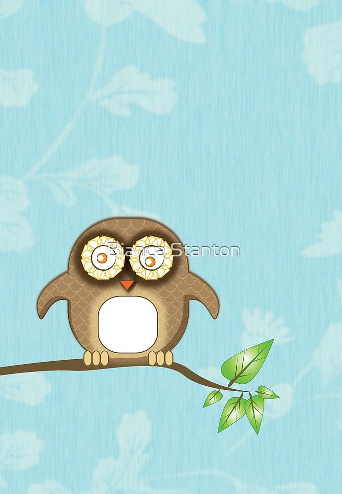 owl by Bianca Stanton