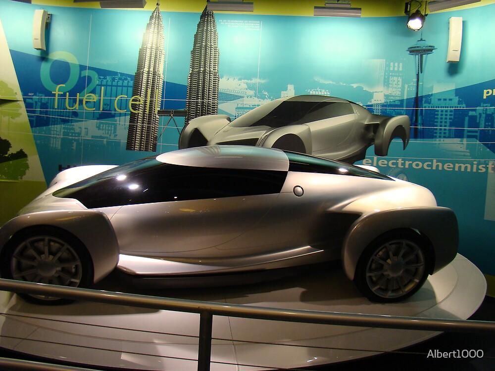 Future car by Albert1000