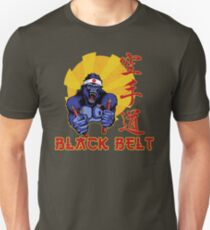 Black Belt Gorilla Unisex T-Shirt