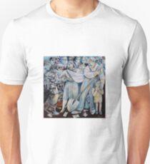 Uprising against I.C.E Unisex T-Shirt