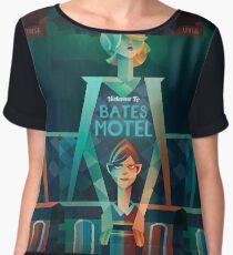 Bates Motel - Norman and Norma Chiffon Top