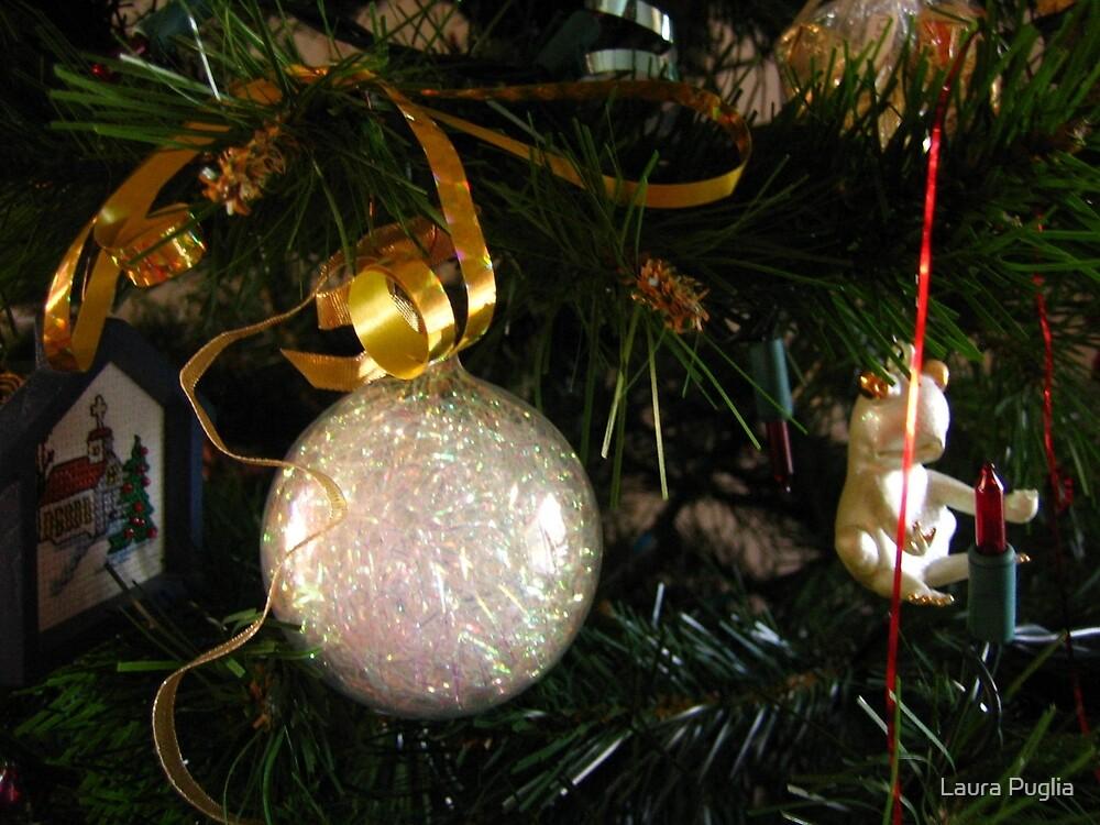 Christmas Ball by Laura Puglia