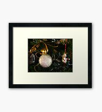 Christmas Ball Framed Print