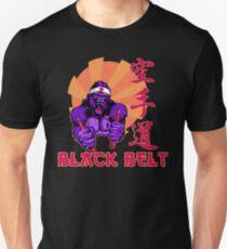 Purple Gorilla Unisex T-Shirt