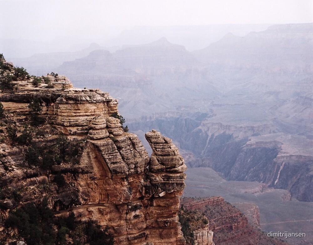 The Canyon by dimitrijansen