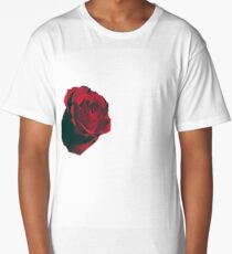 Rose Long T-Shirt