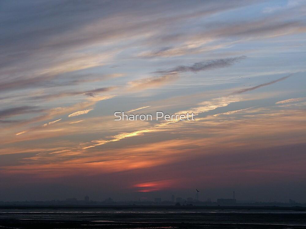 Sunset 1 22-12-07 by Sharon Perrett