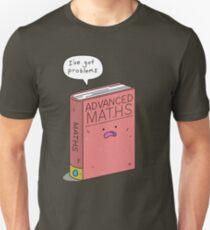 Maths Problems Unisex T-Shirt
