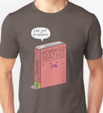 Maths Problems Unisex T-Shirt
