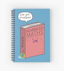 Maths Problems Spiral Notebook