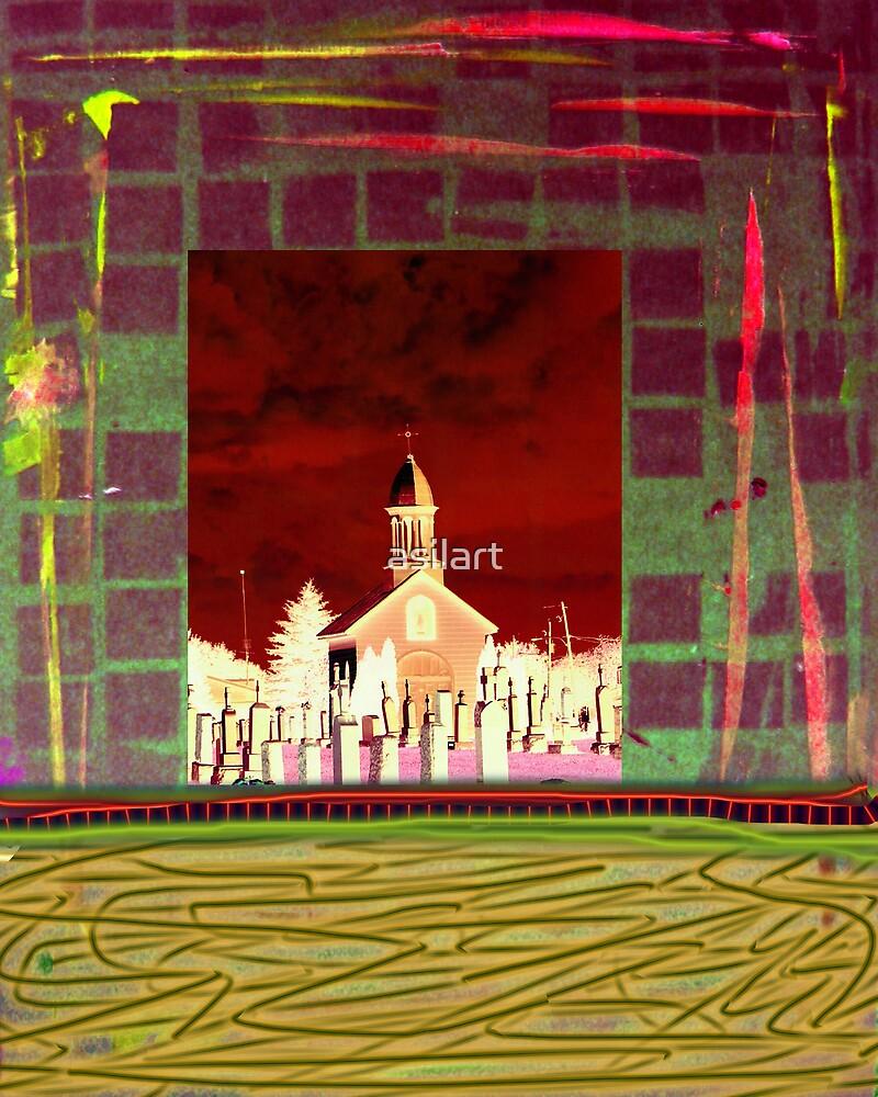 Church by asilart