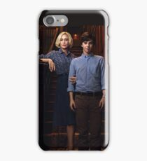 Bates Motel - Norman and Norma iPhone Case/Skin
