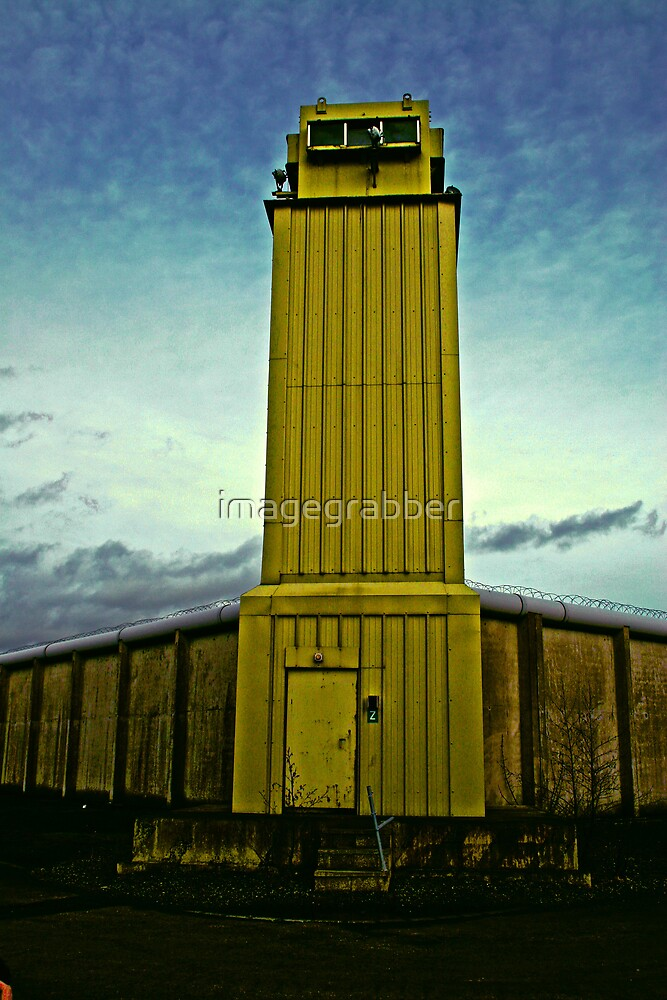 watch tower by imagegrabber