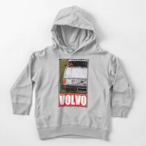 Volvo Toddler Pullover Hoodie