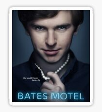 Bates Motel - Norman Bates Sticker